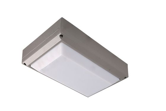 الصين 4000 - 4500 K Recessed LED Bathroom Ceiling Lights Bulkhead Lamp With Pir Sensor موزع